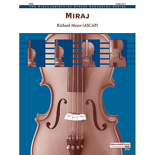 Alfred Miraj String Orchestra Grade 4