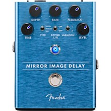 Open Box Fender Mirror Image Delay Effects Pedal