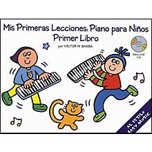 Music Sales Mis Primeras Lecciones Primer Libro (Book/CD)
