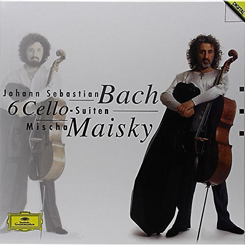 Alliance Mischa Maisky - Bach: 6 Cello Suites