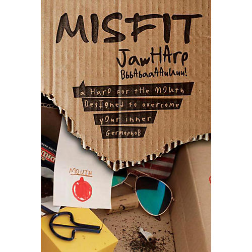 8DIO Productions Misfit Series: Jaw Harp
