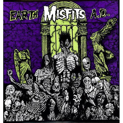 Alliance Misfits - Earth A.D.