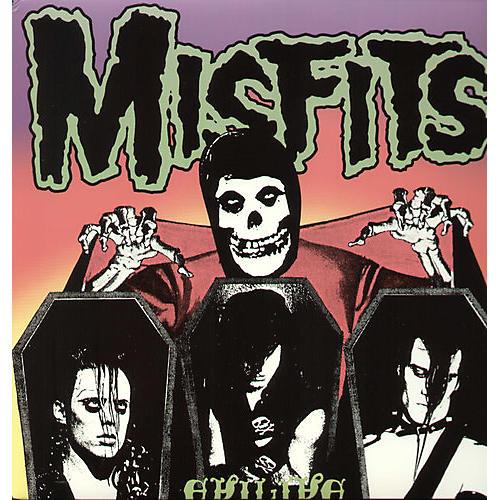Alliance Misfits - Evilive