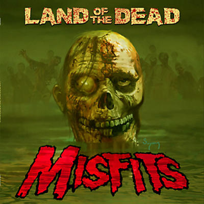 Misfits - Land Of The Dead [Clear Red Vinyl] [Limited Edition]