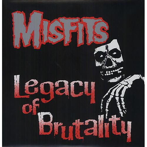Alliance Misfits - Legacy of Brutality