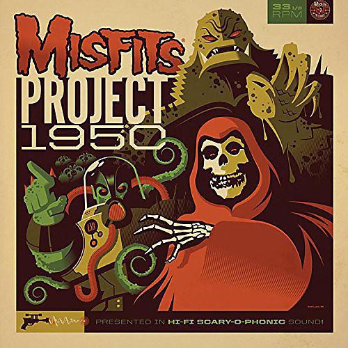 Alliance Misfits - Project 1950