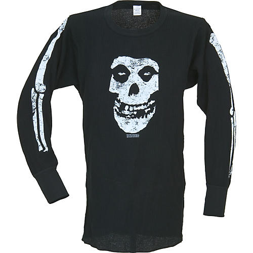 Gear One Misfits Bones Skull Long-Sleeve Thermal