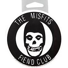 C&D Visionary Misfits Fiend Club Sticker