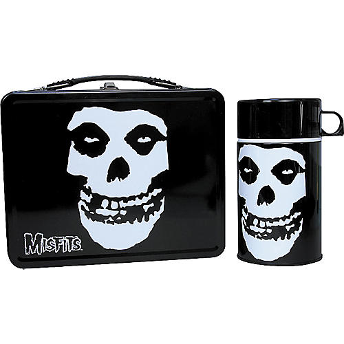 Gear One Misfits Lunchbox with Drink Container