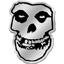 C&D Visionary Misfits Skull Heavy Metal Sticker