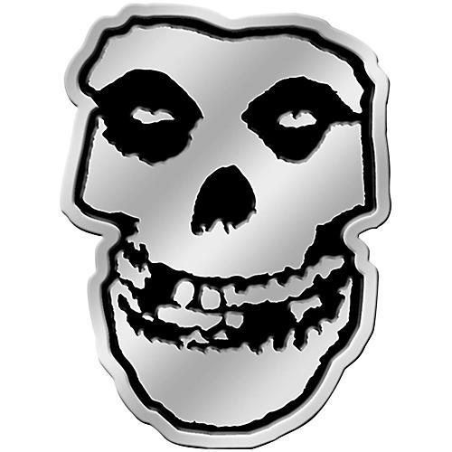 C&D Visionary Misfits Skull Heavy Metal Sticker