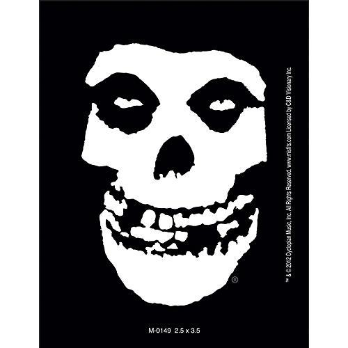 C&D Visionary Misfits Skull Magnet