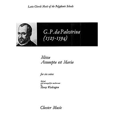 Chester Music Missa Assumpta Est Maria SSATTB