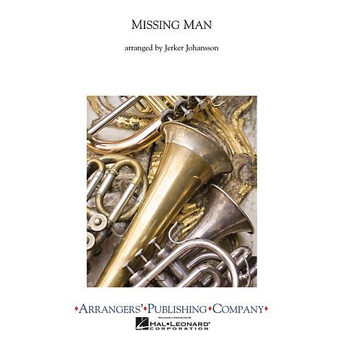 Arrangers Missing Man Concert Band Level 3 Composed by Jerker Johansson