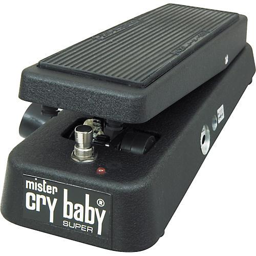 dunlop mister cry baby super volume wah pedal musician 39 s friend. Black Bedroom Furniture Sets. Home Design Ideas