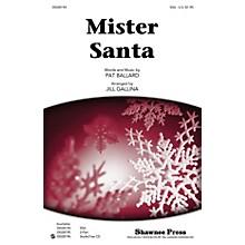 Shawnee Press Mister Santa Studiotrax CD Arranged by Jill Gallina