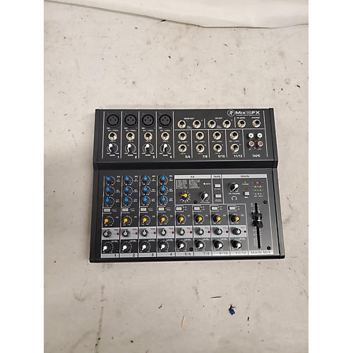 Mix 12fx Unpowered Mixer
