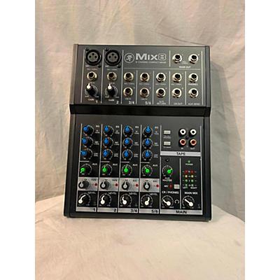 Mackie Mix 8 Powered Mixer
