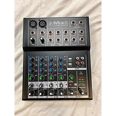 Mackie Mix 8 Unpowered Mixer