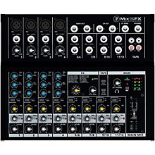 Open Box Mackie Mix12FX 12-Channel Compact Mixer with Effects