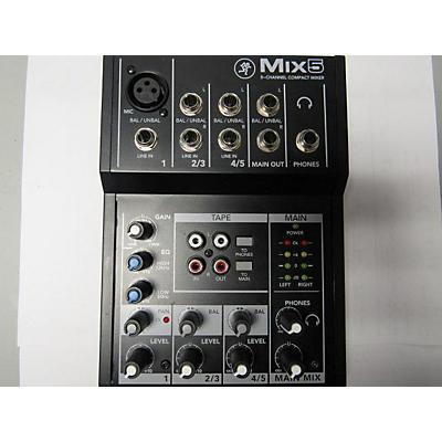 Mackie Mix5 Digital Mixer