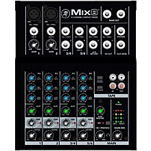Open Box Mackie Mix8 8-Channel Compact Mixer