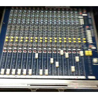 Allen & Heath MixWizard WZ16:2DX Unpowered Mixer