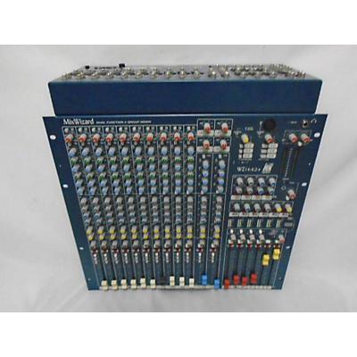 Allen & Heath MixWizard3 14:4:2+ Unpowered Mixer