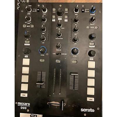 SERATO Mixars Duo Powered Mixer