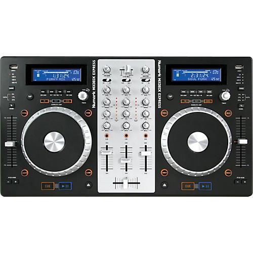 Numark Mixdeck Express DJ Controller with CD and USB Playback