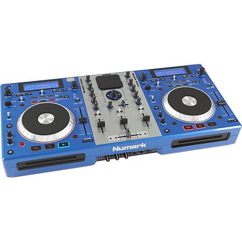 Numark Mixdeck Universal DJ System Blue