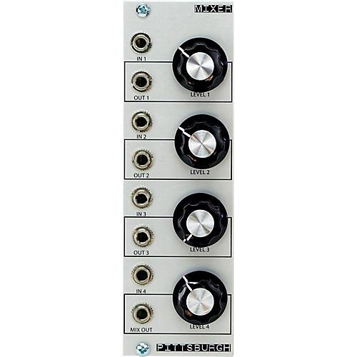 Pittsburgh Modular Synthesizers Mixer Module