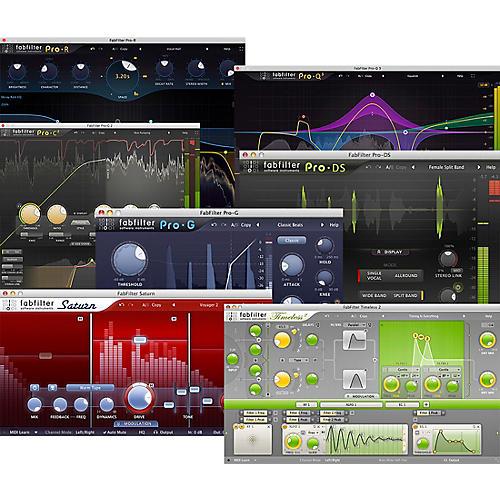 FabFilter Mixing Bundle Software Download
