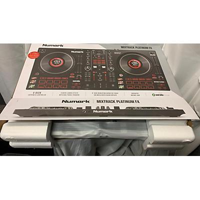 Numark Mixtrack Platnium Fx DJ Controller