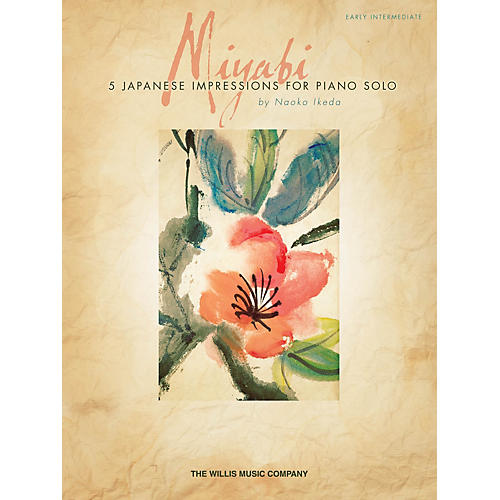 Willis Music Miyabi (Early Inter Level) Willis Series by Naoko Ikeda