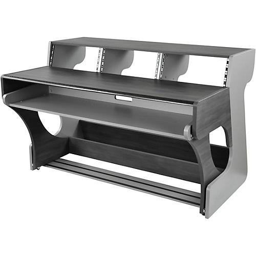 Zaor Miza 88XL Studio Desk Titanium/Wenge