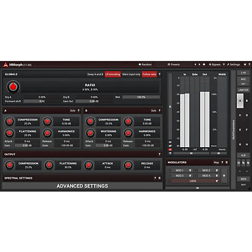 MeldaProduction Mmorph Audio Morphing Software Download