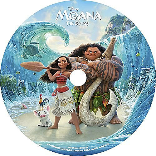 Alliance Moana: The Songs (Picture Disc)