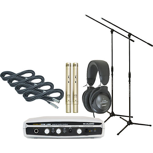 M-Audio Mobile Pre Studio Package