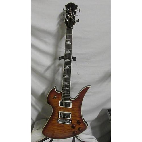 B.C. Rich Mocking Bird Flux Solid Body Electric Guitar 2 Color Sunburst