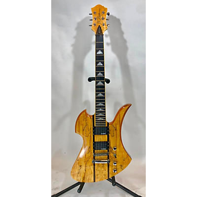 B.C. Rich Mockingbird Exotic Classic Neck Thru Solid Body Electric Guitar