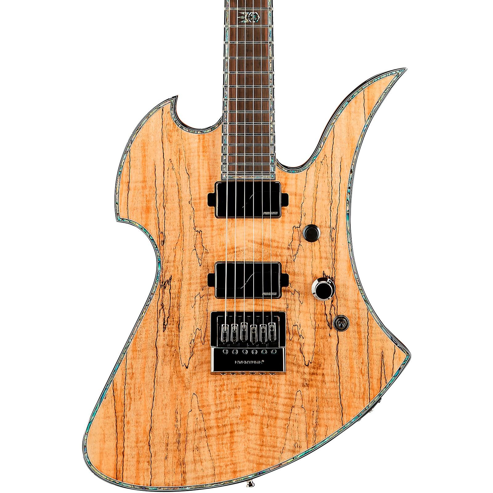 B.C. Rich Mockingbird Extreme Exotic with Evertune Bridge Electric Guitar