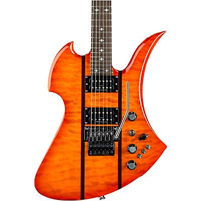 B.C. Rich Mockingbird Legacy ST with Floyd Rose Electric Guitar