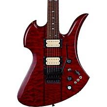 B.C. Rich Mockingbird Neck Through with Floyd Rose Electric Guitar
