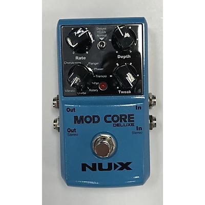 NUX Mod Core Deluxe Effect Pedal
