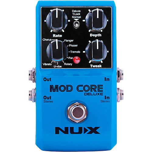 Mod Core Deluxe Modulation Effects Pedal