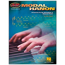 Musicians Institute Modal Hanon - 50 Exercises for the Intermediate to Advanced Pianist