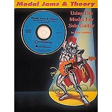 Hal Leonard Modal Jams And Theory Book/CD