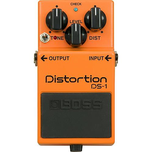 Keeley Modded Boss DS-1 Ultra Distortion Guitar Effects Pedal
