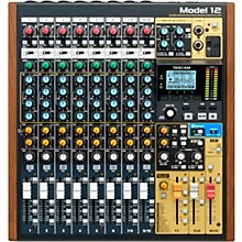 Open BoxTascam Model 12 All-in-one Production Mixer